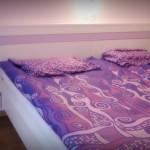 spalnica in postelja po meri